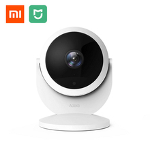 Original  Mijia IP Smart Camera Gateway version Hub With Gateway Function 1080P 180 Degree view For Mi Home App Smart Kits