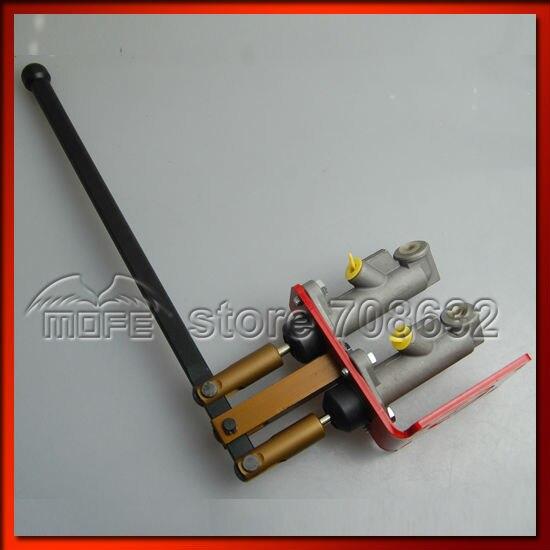 Специальное предложение два насоса 0.7 дюймов главный цилиндр вертикальный гидравлический ручной тормоз Дрифт ралли