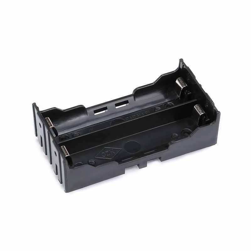 18650 чехол для внешнего аккумулятора 1X2X3X4X18650 Держатель для аккумулятора Коробка Для Хранения Чехол-держатель 1 2 3 4 слота контейнер для аккумулятора с жестким штифтом DIY