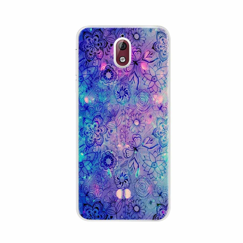 For Nokia 3 2018 Case Nokia 3 1 Case Soft Painting Tpu