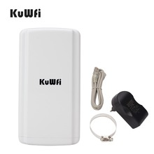 CPE Wireless WIFI Router WIFI Repeater WIFI Extender Long Range 1KM Outdoor AP Router CPE AP Bridge Client Router Support WDS