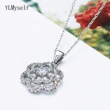 Настоящие ювелирные украшения из стерлингового серебра 925 пробы
