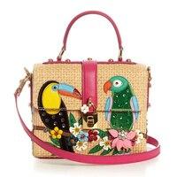 WW0512 100% из натуральной кожи роскошные Сумки Для женщин сумки дизайнер Crossbody сумки для Для женщин известный бренд взлетно посадочной полосы