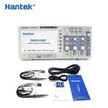 [Hantek] Цифровой осциллограф оригинальной hantek DSO5102P 100 МГц, 2 канала может USB Подключите ПК осциллографов. автомобиль инструменту диагностики
