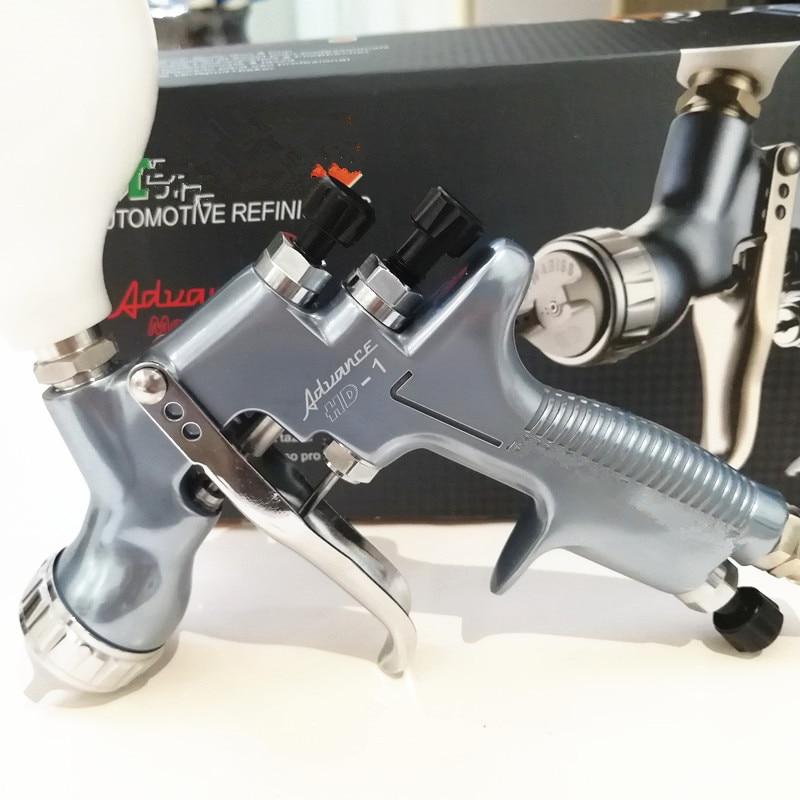 PLUS professional Gravity spray gun car paint gun painted high efficiency 1.3mm NOZZLE HD-1 Sprayer HD-2