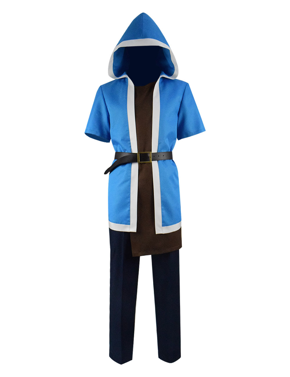 Affrontement Clans assistant Cosplay Costume ensemble complet tenue Halloween mascarade Cosplay Costume