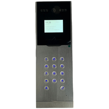 Apartment Doorbell DS-KD8002-2A(DS-KD8002-VM) IP Video Intercom,IP doorbell,IP door phone,RFID card,password unlock,P2P
