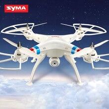 GRAND PROFESSIONNEL DRONES Syma X8C 2.4G 4CH 6-Axis Venture avec 2MP Large Angle Caméra RC Drone Quadcopter RTF RC hélicoptère