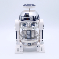 960ml Home Mini Star Wars R2 D2 Manual Coffee Maker French Pressed Coffee Pot