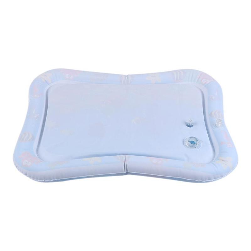HTB1KRkcPXzqK1RjSZFvq6AB7VXaA Summer inflatable water mat for babies Safety Cushion Ice Mat Early Education Toys Play
