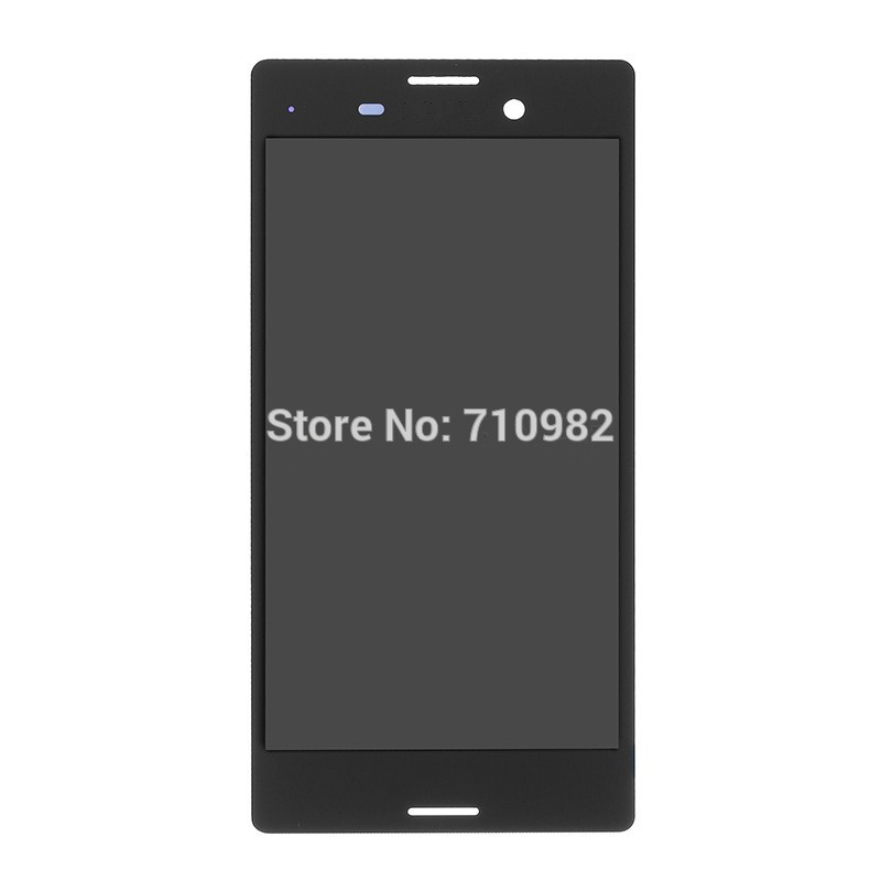 HK Free shipping For OEM Replacement for Sony Xperia M4 Aqua LCD Screen and Digitizer Assembly - Black/white