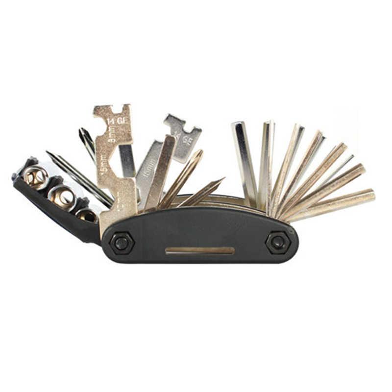 Набор инструментов для ремонта велосипеда мульти мини-инструменты карманный инструмент SMN88