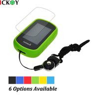 Protect Case Black Detachable Ring Neck Strap Screen Protector For Hiking Handheld GPS Garmin ETrex Touch