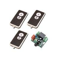 2Key Mini Größe 220 V 1CH Drahtlose Fernbedienung Schalter Relais 1X Empfänger + 3X 2CH Sender System 315 MHZ 433 MHZ Neue