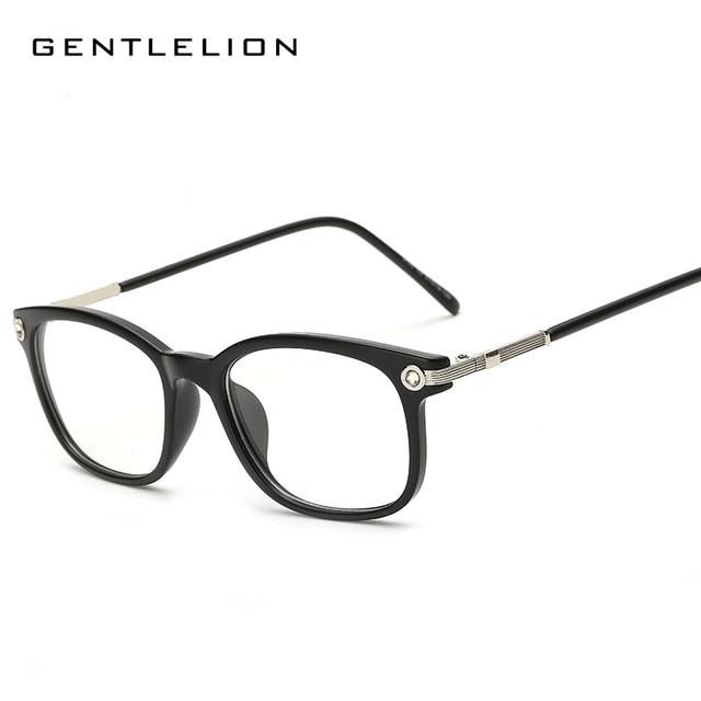 a2296eb6c8 Fashion Newest Style Plain Eyeglass Frame Optics Clear Reading Glasses  Trendy Goggles for Men Women oculos feminino 8105