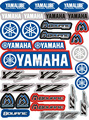 3M graphic decals sticker FOR ATV pit pit bike TTR50 ttr110 KLX110 kx65 CRF50 Z50 CRF70 CRF250