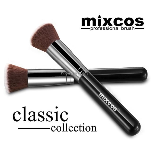 Classic Collection  Flat top Kabuki makeup Brushes professional make up brushes