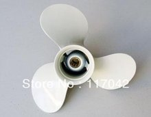 OVERSEE Aftermarket Propeller 6E5-45943-00-EL size 12-5/8x 21 For Yamaha 50HP-140HP Outboard Engine Motor 12 – 5/8 x  21
