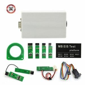 Программатор для ключей MB EIS, тестовая платформа MB EIS W211 W164 W212 MB для Benz, бесплатная доставка