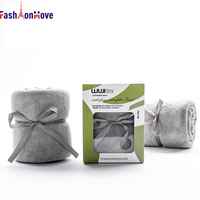 FashionMove Fiber Functional Microfibre Quick Drying Bath Face Towel Super Absorbant Home Textile Large Thick Towel