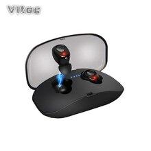 X18 With Charging Box Bluetooth Earphone TWS Sport Headset in Ear Wireless Earphones Earpiece Tws Earbuds Pods for smart phone недорого
