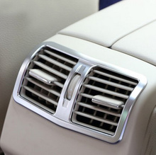 1pc For Benz 2013-2016 E200L E260L E300L After the air conditioning outlet box sticker