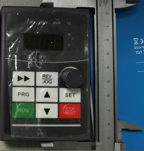 Inverter operation panel  ed3100Inverter operation panel  ed3100