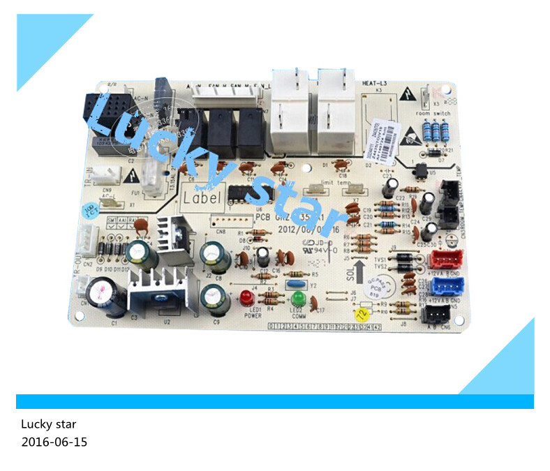 цена на 98% new for Gree Air conditioning computer board circuit board Z4435(TO) 302244111 good working
