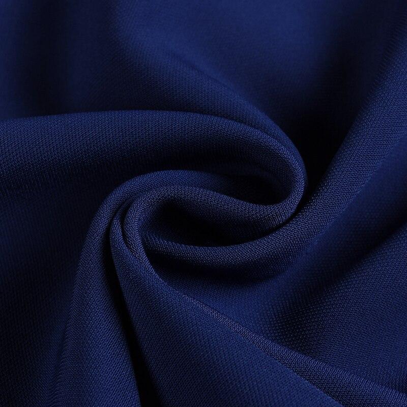 Esterno Carriera Lenshin Delle Molla Usura Signora Donne Del Dell'ufficio Blu Modo Di Rivestimento Pezzi E 2 Vestiti Cappotto Della Blazer Blue Suit Skirt Gonna Pannello Set AqxWBqPv