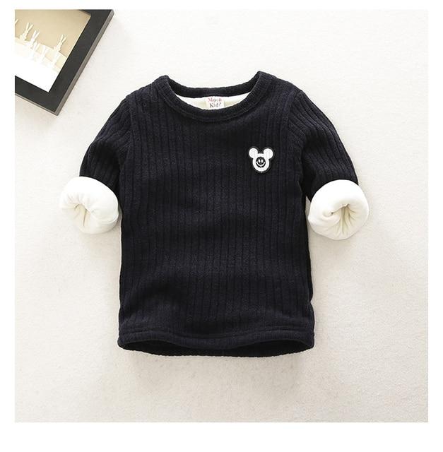 888b51082 BibiCola baby products newborn baby Boys girls winter warm thicken ...
