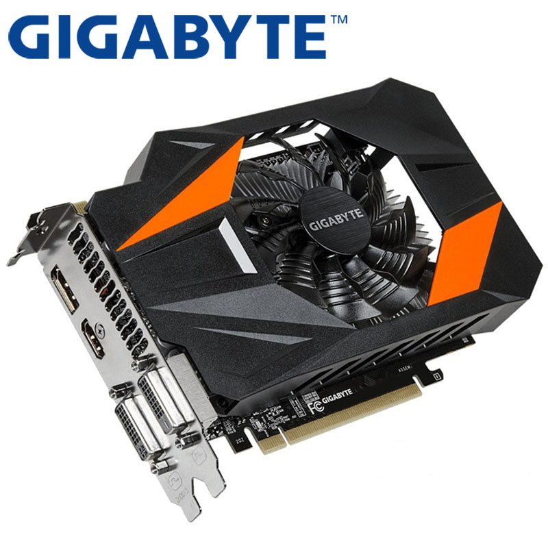 GIGABYTE Graphics Card GTX 950 2GB 128Bit GDDR5 Video Cards for nVIDIA VGA Cards Geforce GTX950 Used  GTX 750 Ti 1050 GTX750 2