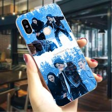 Riverdale Season Phone Case For Redmi 4A Cover S2 4X 5 6 7 5 Plus/5A 6A 6 Pro GO Note 4 4X 3/5/6/7 Pro Hard Case(China)
