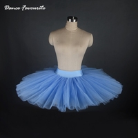 Hot Selling Practice And Rehearsal Professional Tutu Many Colors For Selection Half Practicing Ballet Tutu