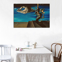 Salvador Dali Pinturas Surrealism Canvas Painting Prints Bedroom Home Decor Modern Wall Art Poster Salon Pictures