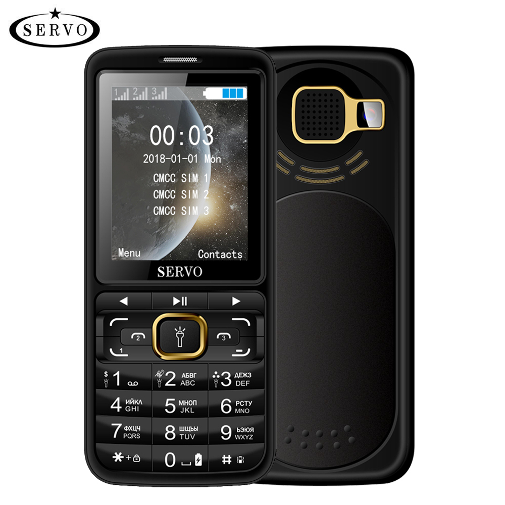 SERVO S10 Mobile Phones 2.8