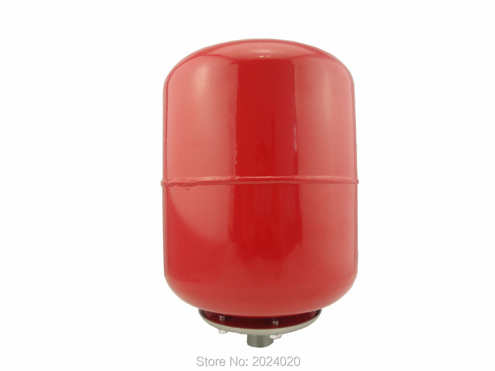 19 Liter Expansion tank, Expansion vessel for solar water heater system 1 2 built side inlet floating ball valve automatic water level control valve for water tank f water tank water tower