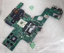 Оригинальный ноутбук Материнская Плата Для Dell XPS L501X DAGM6BMB8F0 CN-0NWF36 0NWF36 i7CPU GT435M 2 ГБ карты номера для интегрированной графикой