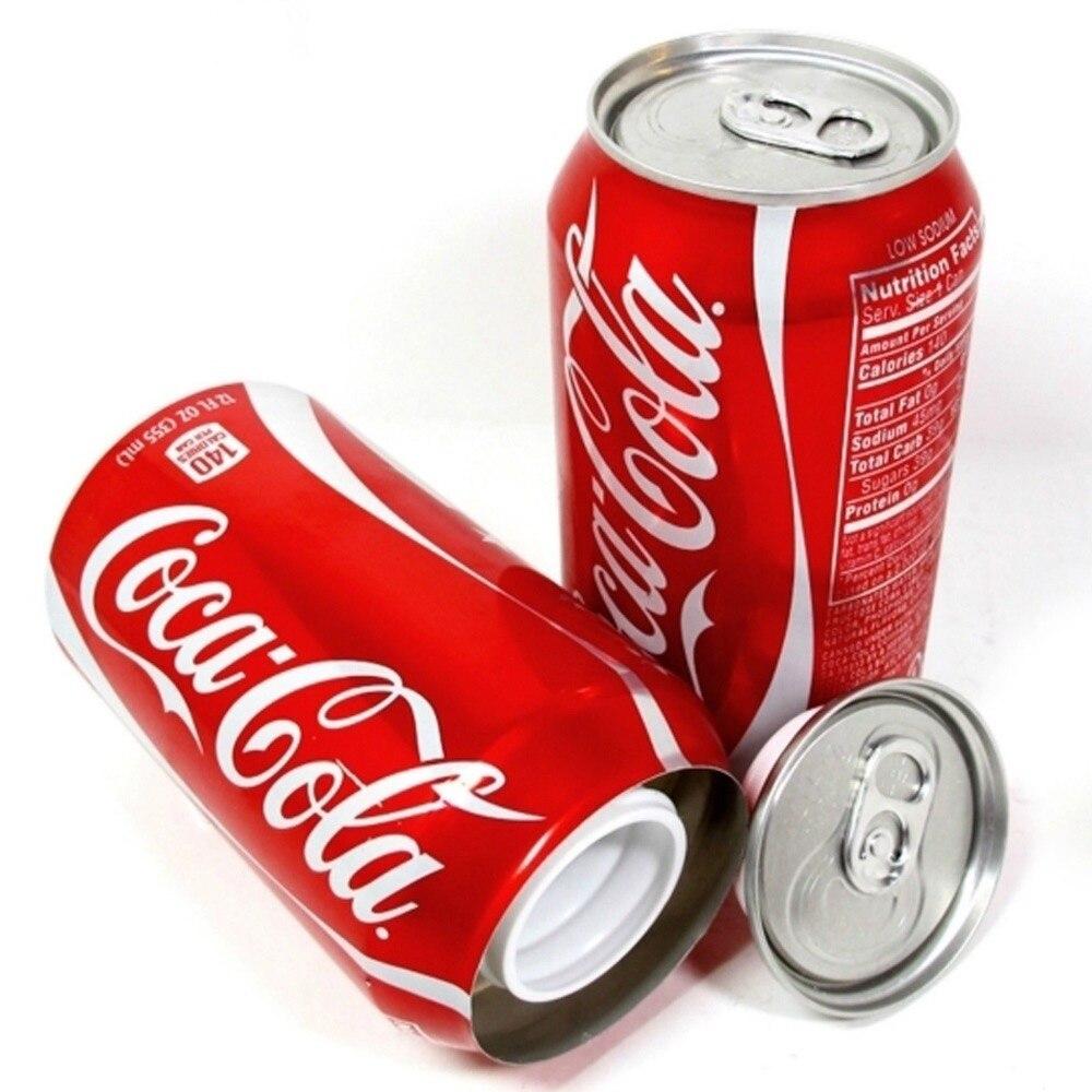 (Одна часть/серия) можете копить Кока кола Сейф утечки Сейф