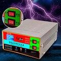 2016 110 V/220 V Cargador de Batería de Coche Eléctrico Automático Inteligente de Reparación de Pulso Tipo de Cargador de Batería 12 V/24 V 3AH-200AH CDQ-002
