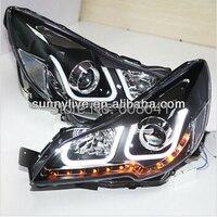 Для Subaru Outback LED Ангельские глазки головного света 2010 12 u Тип