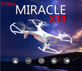 2015 New Arrival Syma X13 Storm RC Mini Drone Helicopter  2.4G 4CH 6-Axis Quadcopter With 3D Flips Remote Control Toy