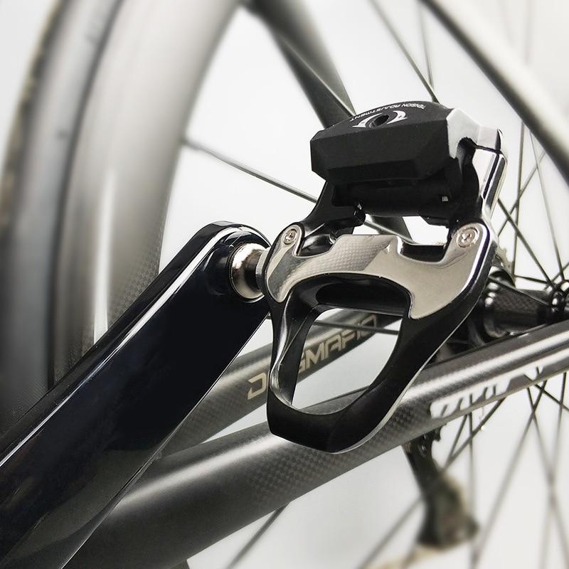 Pedal de bicicleta de estrada r550, pedais