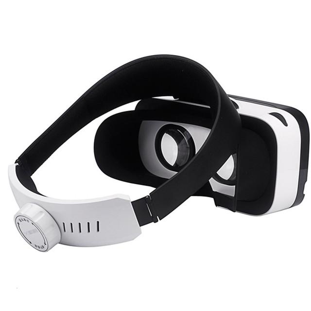 Para google papelão caixa wifi vr realidade virtual óculos 3d para para samsung para galaxy s7 + controle remoto inteligente bluetooth dec7