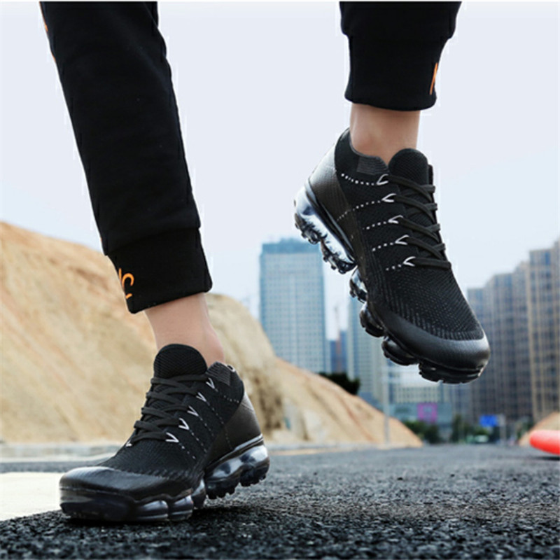 2018 Men women running Shoes Brand Superstar Designer Outdoor Jogging Sport Male Shoes  High Quality Huarache Air mesh vapormax 2017brand sport mesh men running shoes athletic sneakers air breath increased within zapatillas deportivas trainers couple shoes