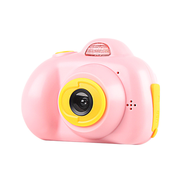 Children's mini digital camera toy Small SLR double camera lens photography camera toy Christmas Children's holiday gifts toy - 2