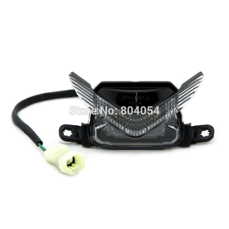 Front Upper Runing Led Head Light For Honda Cbr600rr Cbr