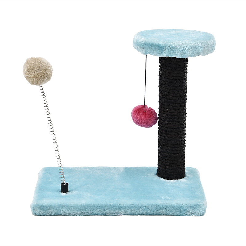 Envío gratis Pet Climbing Tree Dog Cat Scratching Post disponible en - Productos animales - foto 4