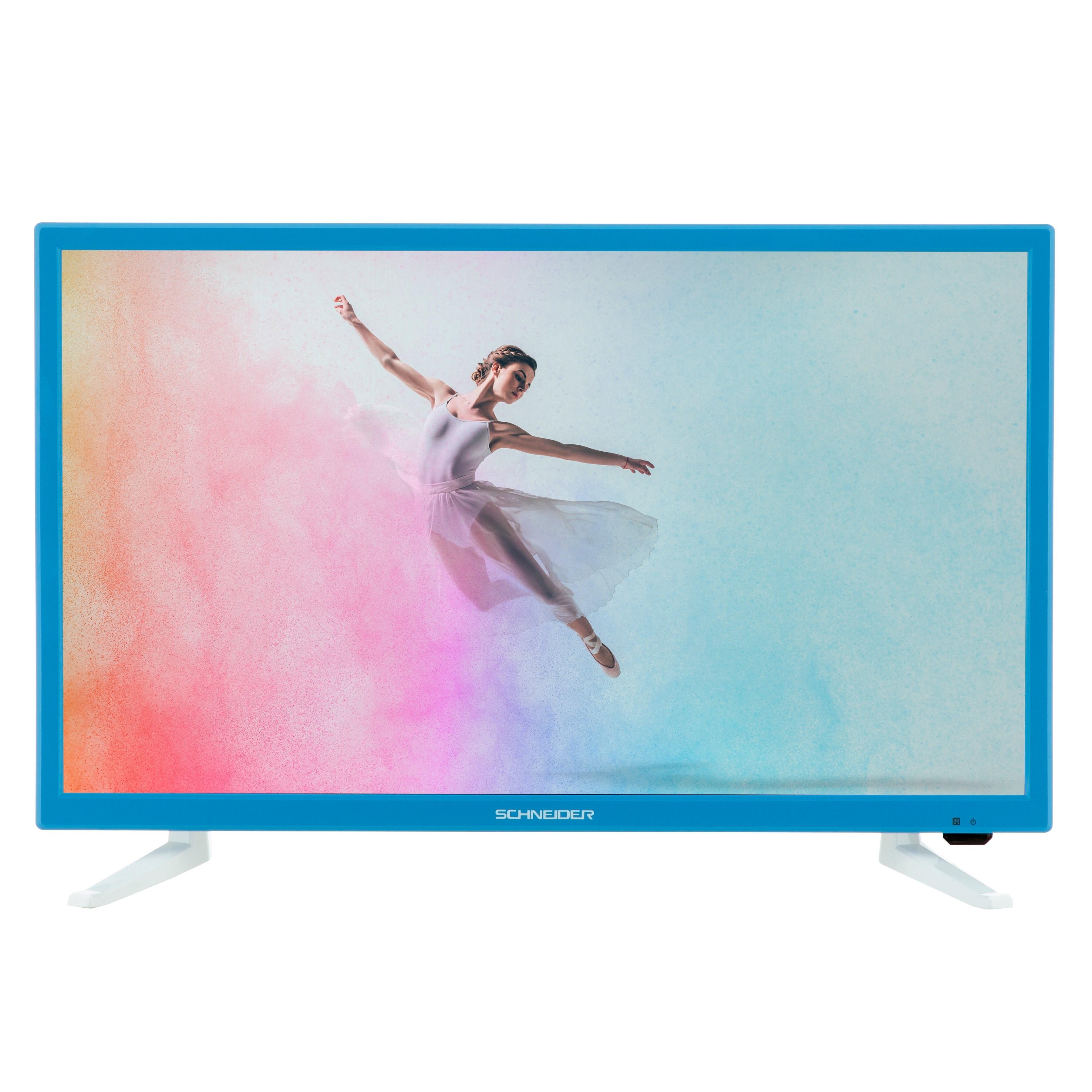 Schneider SCH13BLU TV LED 23,6 ''RAINBOW HD USB PVR Blue