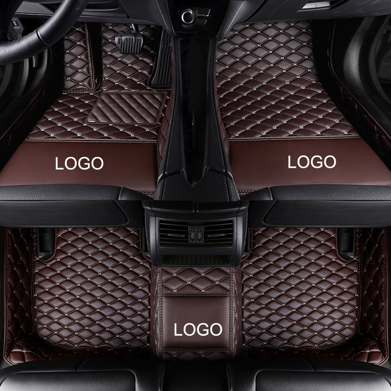 Custom fit car floor mats for Mercedes Benz A C CLA E class W169 W176 W245 W246 W203 W204 W205 C117 W211 W212 W213 carpet rugs(China)