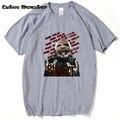 Slipknot Corey Taylor T-Shirt 2017 Heavy Metal Band T-shirts Short Sleeve Hip Hop Tops Tees 3XL